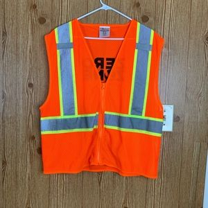 🍀ML Kishigo Safety Vest size L